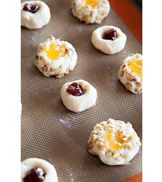 Holiday Cream Cheese Cookies - 4 Ways | www.tasteandtellblog.com #holiday #christmas #recipe #cookies
