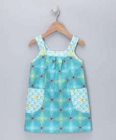 Teal Whitney Jumper - Infant, Toddler & Girls