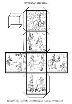 Hl Martin, Idees Cate, Kindergarten Portfolio, Sequencing Cards, Jesus Is Life, Catholic Crafts, Three Little Pigs, English Book, Preschool Art