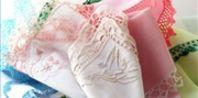 How to Clean Antique Handkerchiefs | eHow