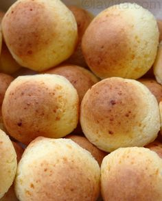 Pan de yuca or cheese bread