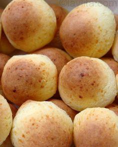 Pan de yuca or cheese bread