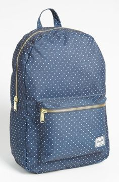 Herschel Supply Co. 'Settlement' Backpack available at Herschel Backpack, Backpack Bags, Herschel Supply Co, My Bags, Purses And Bags, Backpack Pattern, Shoulder Bags For School, Diy Purse, Cute Backpacks