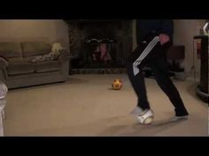 At Home Soccer Training Drills: How to improve soccer dribbling skills