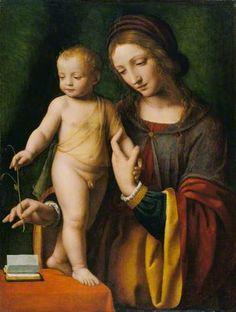 Your Paintings - Bernardino Luini paintings