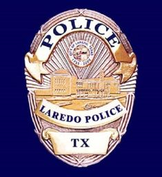 US State of Texas, City of Laredo Police Department Badge