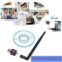 Wish   Portable Mini Router  USB 150Mbps Wireless Mini Adapter