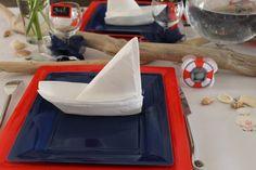 Plastic Cutting Board, Sailor