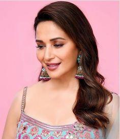 Madhuri Dixit Hot, Drop Earrings, Fashion, Moda, Fashion Styles, Drop Earring, Fashion Illustrations
