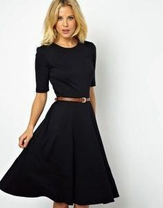 Pinterest Like - Fashion & Style Wear : I love Black