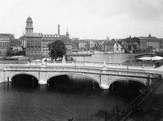 Hermann Rückwardt - Inselbrücke (1916) - Inselbrücke – Wikipedia