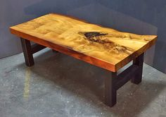 Recently completed, this table is one of a book-matched pair that are for sale today! Call for details