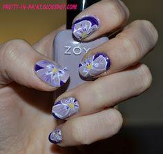 Zoya Kendal! Used for my violets mani for spring!