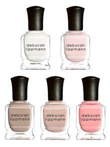 5 Piece Nail Polish Set by Deborah Lippmann at Gilt #giftme