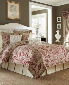 Croscill Avery Comforter Sets | macys.com