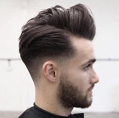 Comb Over with Low Fade - Low Fade Haircut