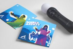 Playstation Move Move Logo, Teaser Campaign, Playstation Move, Usb Flash Drive, Branding, Brand Management, Advertising Campaign