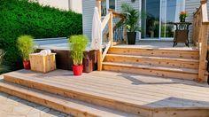 Patio Plan, Deck Plans, Deck Extension Ideas, Hot Tub Deck, Patio Deck Designs, Cedar Deck, Backyard Renovations, Pool Decks, Outdoor Living