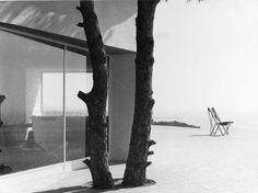 Casa Ugalde. J. A. Coderch. 1952.