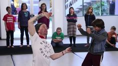 Synetic Theater Outreach Programming - Learn more about our Outreach Opportunities: http://www.synetictheater.org/studio/outreach/