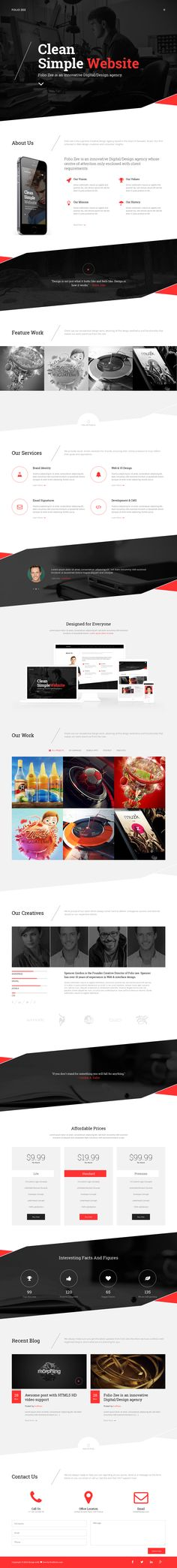 11+ THE MOST CREATIVE WORDPRESS THEMES OF 2014