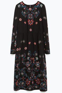 zara-long-embroidered-dress