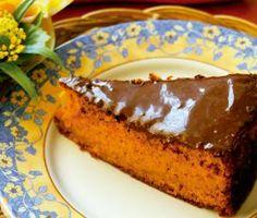Receita de bolo de cenoura especial