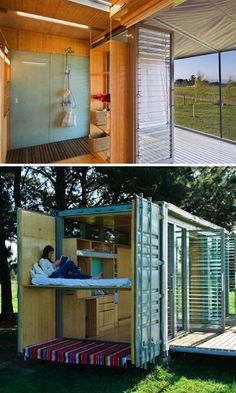 What to Look for In Shipping Container House Floor Plans : Flexible Floor Plans