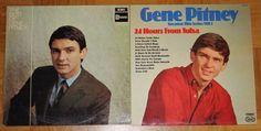 2x GENE PITNEY 12  VINYL POP 1960 Sixties