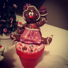 Ginger cold porcelane by Paola Maugeri