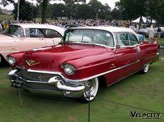 '56 Cadillac Coupe DeVille