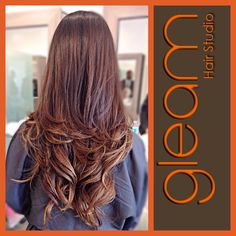 Ombre and haircut by Carole  @gleamhairstudio Miami.