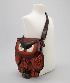 owl cross body bag