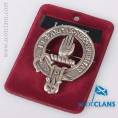 Lamont Clan Crest Ca