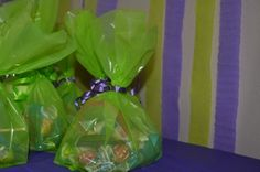 Party Favors  #birthday #party