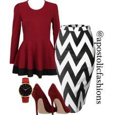Apostolic Fashions #1173
