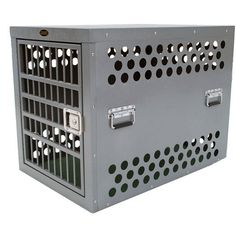 Zinger Winger Aluminum Escape Artist Professional Series Dog Crate