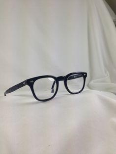 961d4960d74 Vintage American Optical Stadium Sheild Tart Arnel Eyeglasses Frames  46  24~1960 s Glasses