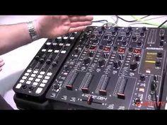 Allen and Heath Xone DB4 and K2 updates @Sanam Nassirpour Nassirpour Ta 2013 with DJkit.tv - YouTube / El mixer, y punto pelota. No hay otros.