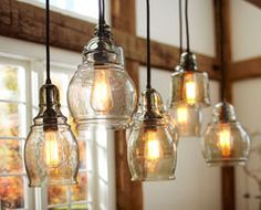 Wine Country Style Ideas lighting
