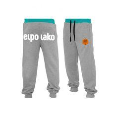 Spodnie EP Dresowe NO2 szare - Spodnie :: www.el-polako.com