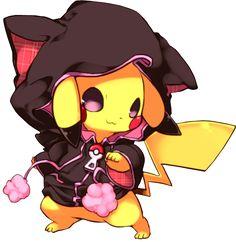 Resultado de imagem para pikachu fofo