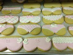 Girly panties booty cookies   Gala Bakery - San Lorenzo, CA   www.galabakery.com