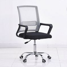 Ergonomic Mesh Office Chair Executive Home Computer Desk Seat Swivel Task Chair #affilink Mesh Chair, Mesh Office Chair, Office Chairs, Office Desk, Computer Desks For Home, Back Seat Covers, Dog Car Seats, Hammock, Industrial