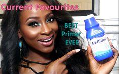 Current Favourites + BEST Face Primer EVER!!!