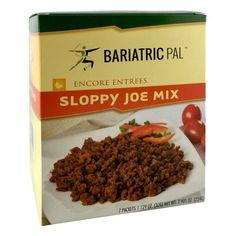 BariatricPal Protein Entree - Sloppy Joe Mix