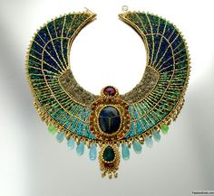 Egypt necklace