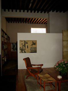 Museos México : Casa Estudio Luis Barragán : Sistema de Información Cultural, CONACULTA