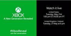 Lktato.blogspot.com: [EN VIVO] Presentación de la Nueva Xbox
