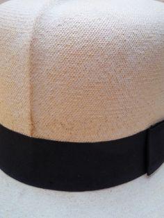 FS  1930s Optimo Montecristi Panama 17x21 350wpsi Size 7 1 4 Panama Hat f4dc2c16395